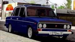 ВАЗ 2106 Russian style