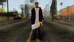 GTA 4 Skin 3 for GTA San Andreas