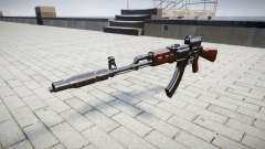Автомат АК-47 Collimator and Muzzle brake target
