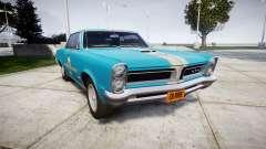 Pontiac GTO 1965 victory cars