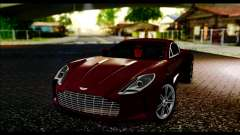 Aston Martin One-77 Black and Red