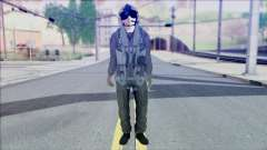 USA Helicopter Pilot from Battlefield 4 for GTA San Andreas
