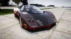 Pagani Zonda C12 S 7.3 2002 PJ3
