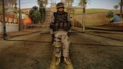 Army Skin 1 for GTA San Andreas