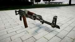 The AK-74