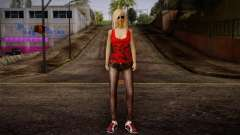 Gedimas Denise Skin HD for GTA San Andreas