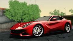 Ferrari F12 Berlinetta 2013 for GTA San Andreas