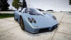 Pagani Zonda C12 S 7.3 2002 PJ1 for GTA 4
