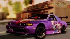 Nissan Skyline R32 Facelift S14 for GTA San Andreas