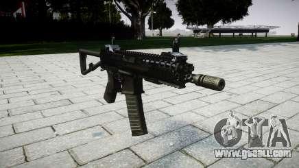 Gun KAC PDW for GTA 4