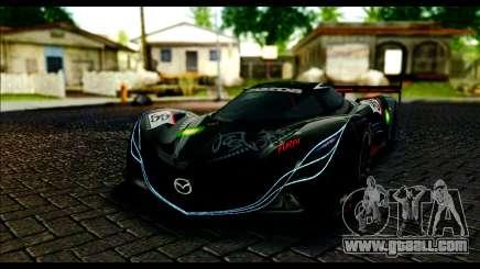 Mazda Furai Concept 2008 for GTA San Andreas