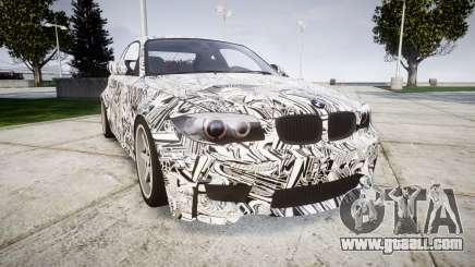 BMW 1M 2011 Sharpie for GTA 4