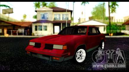 Oldsmobile Cutlass 1987 Beta for GTA San Andreas