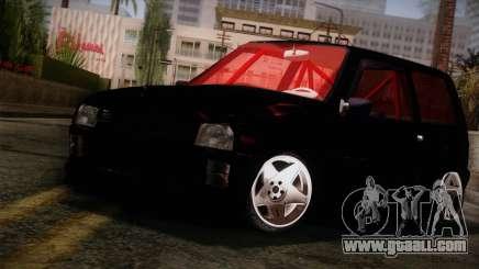 Perodua Kancil L2s v0.2 for GTA San Andreas