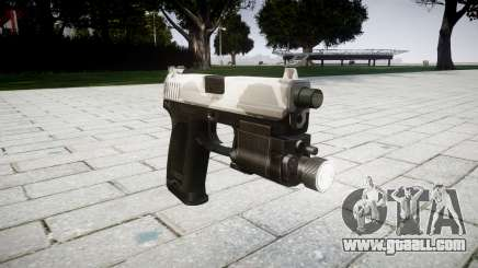 Gun HK USP 45 yukon for GTA 4