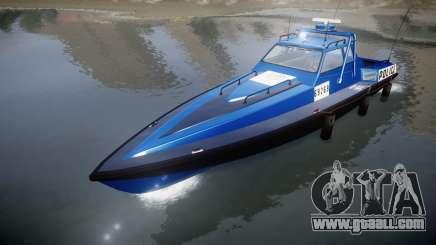 GTA V Police Predator for GTA 4