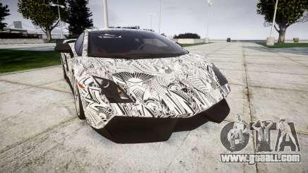 Lamborghini Gallardo LP570-4 Superleggera 2011 S for GTA 4