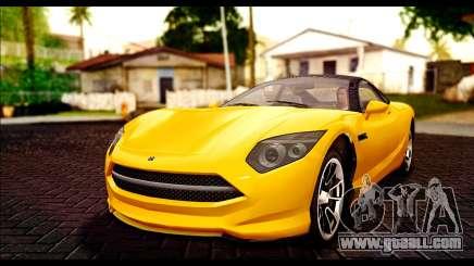 GTA 5 Hijak Khamelion for GTA San Andreas
