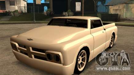 Beta Slamvan for GTA San Andreas