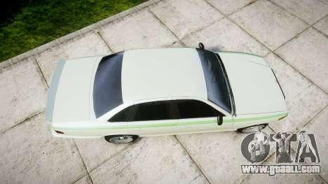 GTA V Vapid Stanier v3.0 for GTA 4 right view
