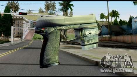 Socom from Metal Gear Solid for GTA San Andreas second screenshot