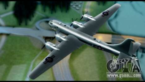 B-29 Superfortress for GTA San Andreas
