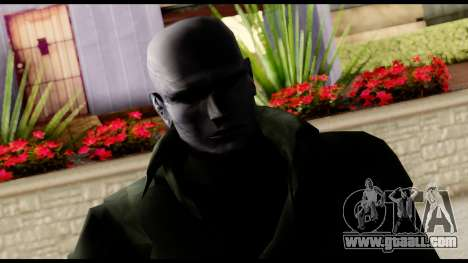 Resident Evil Skin 12 for GTA San Andreas third screenshot