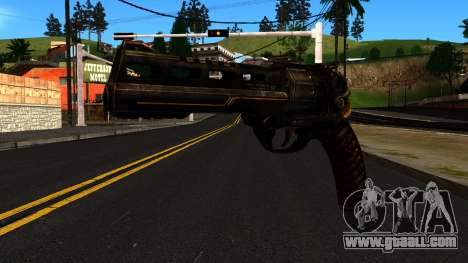 Pistol from Shadow Warrior for GTA San Andreas