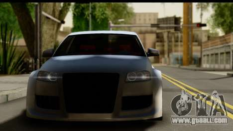 Audi A3 Tuning for GTA San Andreas back left view