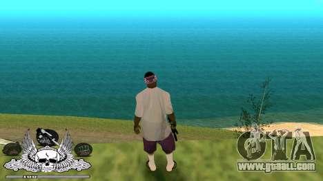 C-HUD Ghetto Camera for GTA San Andreas third screenshot