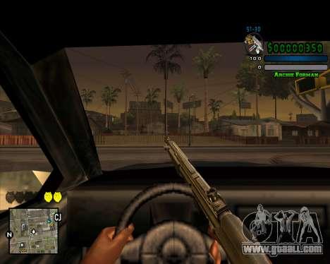 C-HUD Excellent for GTA San Andreas forth screenshot