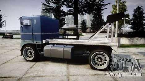MTL Packer Hooning for GTA 4 left view