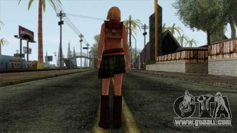 Resident Evil Skin 1 for GTA San Andreas second screenshot