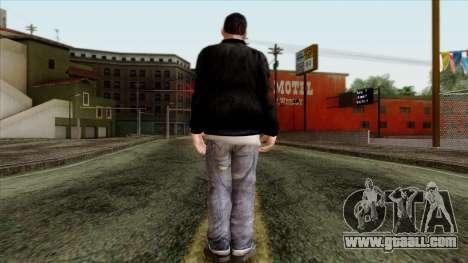 GTA 4 Skin 46 for GTA San Andreas second screenshot