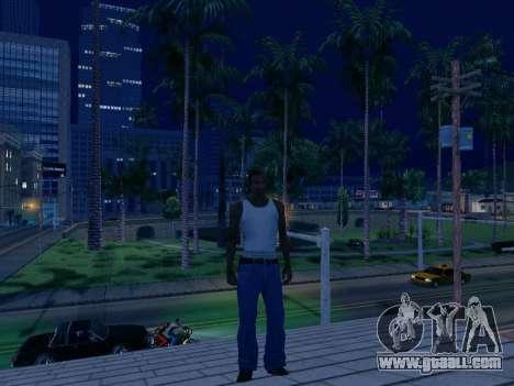 Graphic Mod Eazy v1.2 for weak PC for GTA San Andreas third screenshot