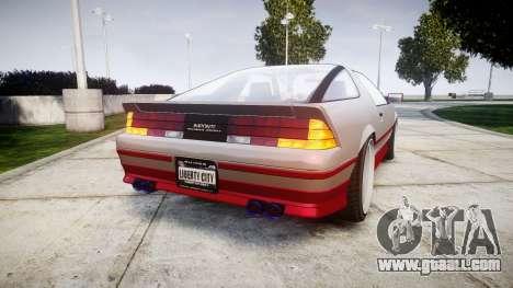 Imponte Ruiner GT for GTA 4