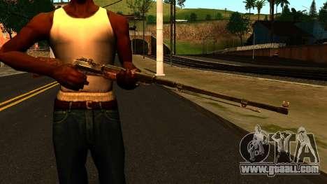 Valve (Metro: Last Light) for GTA San Andreas third screenshot