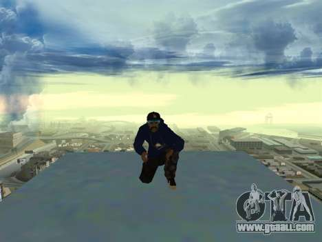 SFR1 New Skin for GTA San Andreas third screenshot