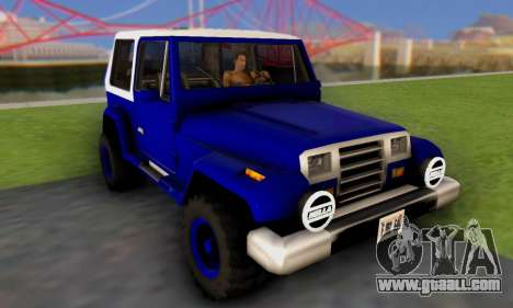 Messa Off-Road Styling pack v1 for GTA San Andreas