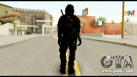 Sniper from Battlefield 4 for GTA San Andreas second screenshot