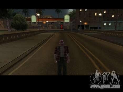 Skin Changer for GTA San Andreas second screenshot