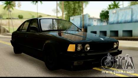 BMW E32 for GTA San Andreas