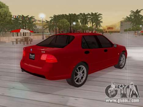 Saab 95 for GTA San Andreas engine