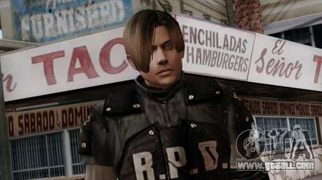 Resident Evil Skin 7 for GTA San Andreas third screenshot