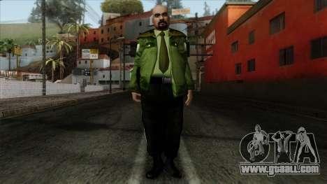 GTA 4 Skin 85 for GTA San Andreas