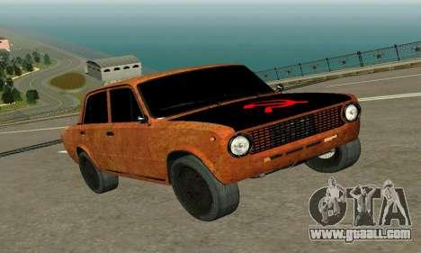 VAZ 2101 Ratlook v2 for GTA San Andreas