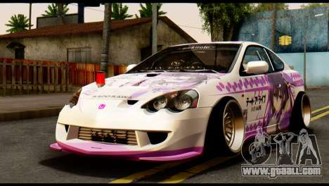 Honda Integra 2002 for GTA San Andreas