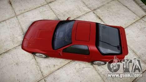 Mazda RX-7 1990 FC3s [EPM] for GTA 4 right view
