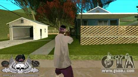 C-HUD Ghetto Camera for GTA San Andreas