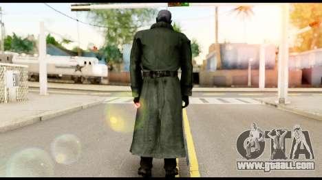 Resident Evil Skin 12 for GTA San Andreas second screenshot